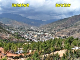 Thimphu Bhutan - Bhoutan
