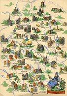 CHAMPAGNE(BARRE  DAYEZ) - Maps