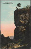 Oneonta Bluffs, Columbia River, Oregon, C.1910 - Louis Scheiner Postcard - Other