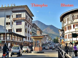 Thimphu Bhutan - Butan