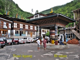 Trashigang Bhutan - Butan