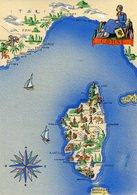 BRETAGNE(BARRE  DAYEZ) - Maps