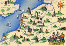 ARTOIS_ PICARDIE_ FLANDRE(BARRE  DAYEZ) - Maps