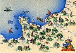 NORMANDIE(BARRE  DAYEZ) - Maps