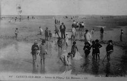 Scènes De Plage, Les Bateaux - Cayeux Sur Mer