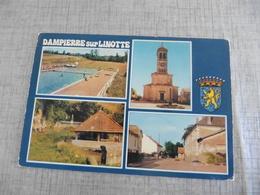 CARTE POSTALE   DE    DAMPIERRE   SUR  LINOTTE - France
