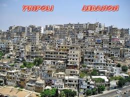 Tripoli Libanon - Libano