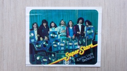 """Duplo-Sammelbild Zu Dem Sammelheft """"duplo Super Stars"""" (Electric Light Orchestra) - Süsswaren"""