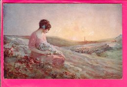 Cpa Cartes Postales Ancienne  -  Illustrateur - Otros Ilustradores
