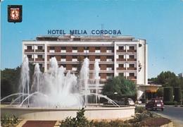 ESPAGNE---CORDOBA---hôtel Melia Cordoba--voir 2 Scans - Córdoba