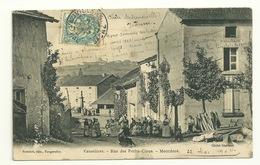 70 - VAUVILLERS / RUE DES PETITS CLOUS - MONTDORE - Autres Communes
