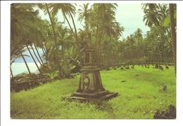 CPSM Guyane Française . Iles Du Salut Ile De Saint-Joseph Le Cimetière Des Surveillants - Guyane