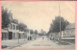 Esquennoy - La Grande Rue - France