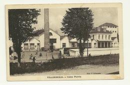 70 - VILLERSEXEL / USINE PERRIN - Autres Communes