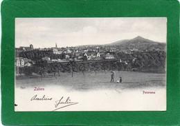 67  ZABERN - Schlossqlatz U. Hauptstrasse - Très Bon état  CPA  Précurseur Année 1904 - Sonstige Gemeinden