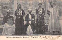 ¤¤  -  EGYPTE   -  LE CAIRE   -  Ancien Eldorado , Fellahins   -  CAIRO      -  ¤¤ - Cairo