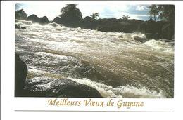 CPSM  Meilleurs Voeux De Guyane - Guyane