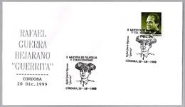 "Torero RAFAEL GUERRA BEJARANO ""GUERRITA"". Bullfighter. Cordoba, Andalucia, 1999 - Fiestas"