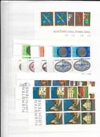 Liechtenstein MNH Wholesale (7 Scans) - Timbres