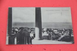 Falconara Marittima Ancona Via Unione 1926 + Timbri Di Quartiere N. 25 - Italy