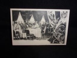 Fêtes Franco - Russes 1901. Le Toast De La Paix .Voir 2 Scans . - Evènements