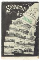 Courcelles. Souvenir De Courcelles. Cloche. Multivues. **** - Courcelles