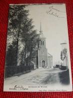 GREZ-DOICEAU  -  GASTUCHE -   L'Eglise   -  1903 - Grez-Doiceau