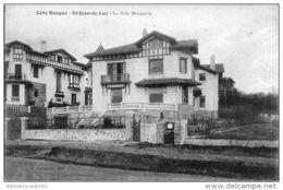 D64 - COTE BASQUE - St JEAN DE LUZ < LA VILLA MIRAGARRIA - Saint Jean De Luz