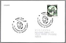 100 Años Descubrimiento NECROPOLIS DE NOCERA UMBRA. Roma 1997 - Arqueología