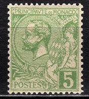 ** MONACO 1885 / 1914  - Y.T. N°  22 - NEUF** / 2 - Monaco