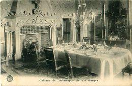Cpa LANTENAY 21 Château De Lantenay - Salle à Manger - Autres Communes