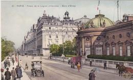 F75-191 PARIS - Palais De La Légion D'Honneur - Gare D'Orsay - Sonstige Sehenswürdigkeiten