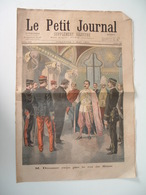 LE PETIT JOURNAL N 442 Siam Doumer Reçu Par Le Roi - Newspapers