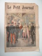 LE PETIT JOURNAL N 442 Siam Doumer Reçu Par Le Roi - Giornali