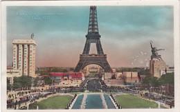 F75-229 EXPOSITION INTERNATIONALE PARIS 1937 - Vue D'ensemble Prise Du Trocadéro - Expositions
