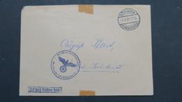 Lettre En Franchise De Budingen 1936  Allemagne - Germany