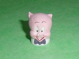 "Fèves / Dessins Animés / WB : Porky Pig    "" Mat ""    T110 - Cartoons"