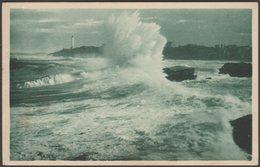 Grosse Mer, Biarritz, Pyrénées-Atlantiques, C.1920 - Bloc Frères CPA - Biarritz