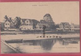 SURINAM---( GUYANE ) ALBINA-----Fete De La Reine - Surinam