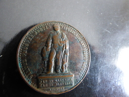 JETON  MARENNES 1874 - Professionals / Firms