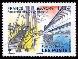 France - 2018 - Europa CEPT - Bridges - Mint Stamp - Frankrijk