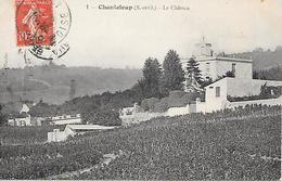 CHANTELOUP - ( 78 ) - Le Chateau - Chanteloup Les Vignes