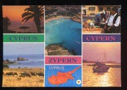 CPM Chypre Multi Vues - Chypre