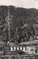 PARTHENEN (Vorarlberg) - Tromenir Schrägaufzug, Fotokarte Um 1950?, Stempel Gleisdorf, Sehr Seltene Karte,gute Erhaltung - Sonstige