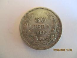 Bulgaria: 50 Leva 1930 - Bulgaria