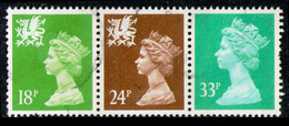 GREAT BRITAIN (WALES) 1992 - From Set Used - Usati