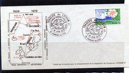 Tragédie Du Latham- Caudebec-en-Caux -17-18/06/78 - Marcofilia (sobres)