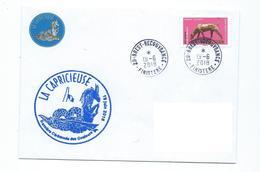16461 - PATROUILLEUR - P. 400 - LA CAPRICIEUSE - DERNIERE CEREMONIE DES COULEURS - JUIN 2018 - Postmark Collection (Covers)