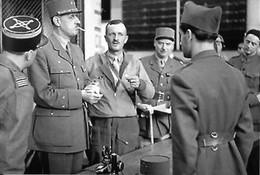 WW2 - Le Général De Gaulle Et Le Général Leclerc - 1939-45