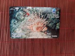 Phonecard Sea Life  Used - Indonésie